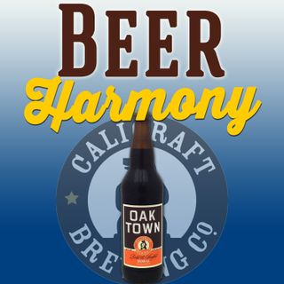 Calicraft Brewing Oaktown Brown