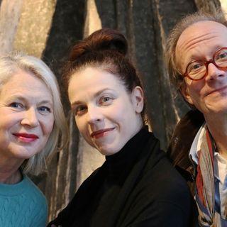 Helena von Zweigbergk, Johan Hakelius och Jessika Gedin
