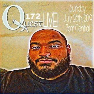 Quest 172 LIVE Promo