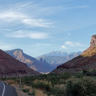 June 2 drive to Moab