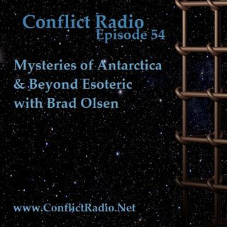 Episode 54  Mysteries of Antarctica & Beyond Esoteric with Brad Olsen