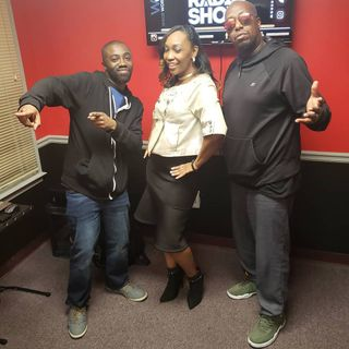 "THE BEAT BREAK MORNING SHOW FEAT. DRE ""GIANT"" BOYKINS (THE RNB BULLY) FROM PUBIC ANNOUNCEMENT"