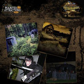 Haunted Hills Estate in Uniontown Pennsylvania