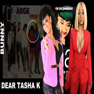 Dear Unwine With Tasha K :  Bunny Debarge and CeCe Peniston FINALLY Respond