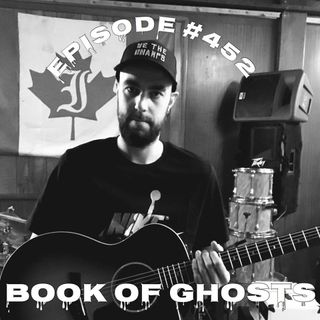 WR452: Book of Ghosts