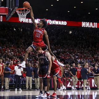 Ep.73: Zeke Nnaji is named Pac-12 Freshman of the Year and the Cats limp into the Pac-12 Tourney.