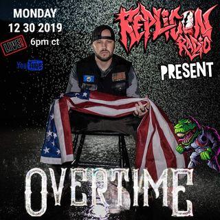 OVERTIME - Replicon Radio 12/30/19