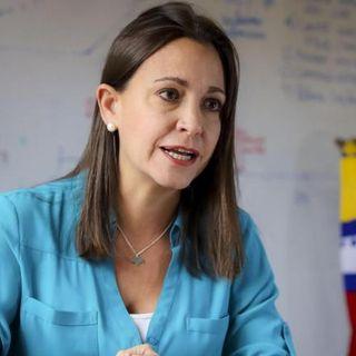 María Corina sobre el acuerdo de salvación de Juan Guaido