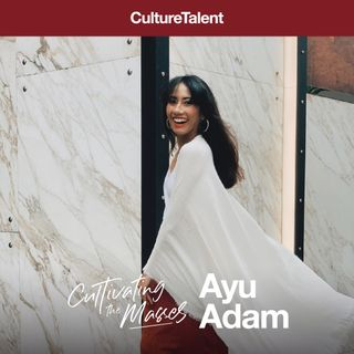 Being Courageous with Ayu Adam