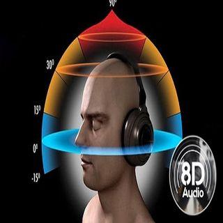 l'evoluzione dell'Audio 8D Terza puntata