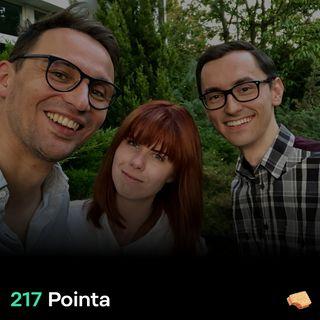SNACK 217 Pointa