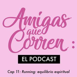 Running: equilibrio espiritual