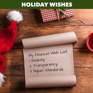 Holiday Money Wishes
