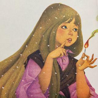 La piccola fiammiferaia (4+ anni) - H. C. Andersen