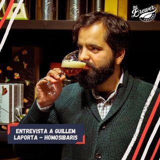 Entrevista a GUILLEM LAPORTA - HOMOSIBARIS 🧀🍻