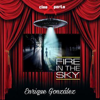 """CineXperto """"Fire in the Sky"""" 1993 El caso de Travis Walton secuestrado por seres extraterrestres"""