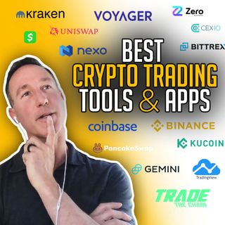 99. Best Crypto Trading Tools & Apps | Rob Wolff of Digital Asset News