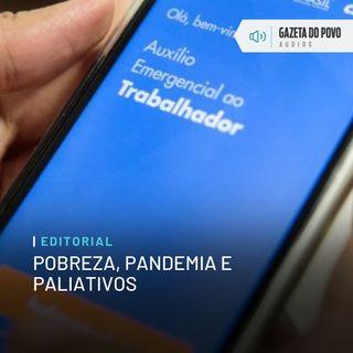 Editorial: Pobreza, pandemia e paliativos
