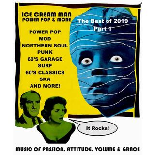 Ice Cream Man Power Pop And More #327