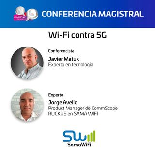 Conferencia Magistral - SAMA WIFI