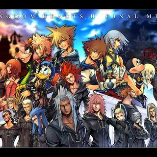 Episode 12: Kingdom Hearts