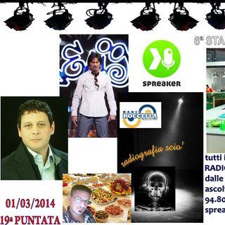 Radiografia Scio' N.19 del 01-03-2014