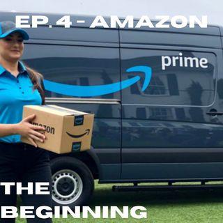 Ep. 4 - La Nascita Di Amazon