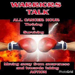 Warriors Talk W/Lady ReShell