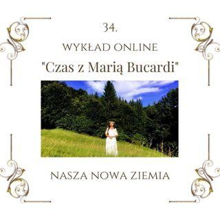 """Wykład """"Czas z Marią Bucardi"""" nr 34. Co zrobić, by cierpienie innych NIE stało się Twoim własnym. Jak pomagać innym?"""