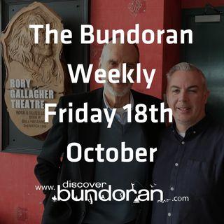 064 - The Bundoran Weekly - Friday 18th October 2019