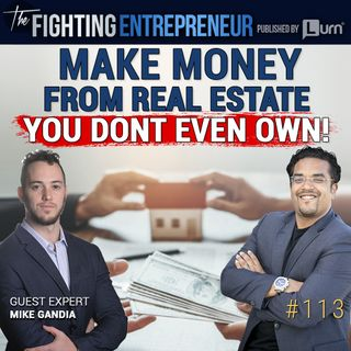 How He Made Passive Income In 13 Days Using AirBnB W/ Properties That He Didn't Even Own.- Feat. MIke Gandia