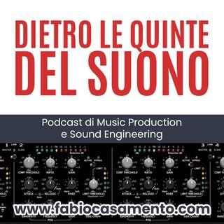 DQS 001: Marco Lecci, produttore discografico e ingegnere del suono