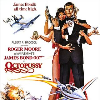 James Bond: Licence to Podcast - Octopussy