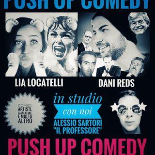 2 x 1 Push Up Comedy, seconda stagione
