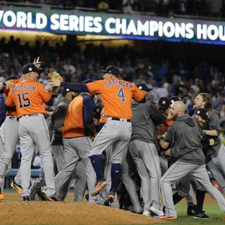 Out of Field Left Field:Recapping the 2017 World Series and Much More!