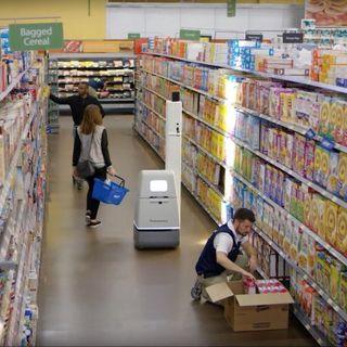 Walmart dice adiós a los robots