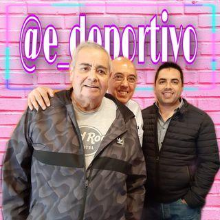 Comenzando semana Rudo, Pepe y Alex , equipo completo en Espacio Deportivo de la Tarde 21 de Septiembre 2020