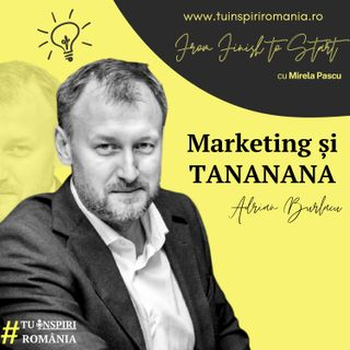 Jurnalism, Marketing și Radio TANANANA | cu Adrian Burlacu