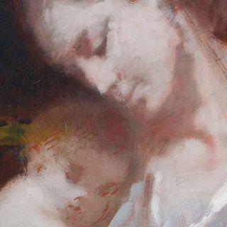 La natività come espressione materna e femminile