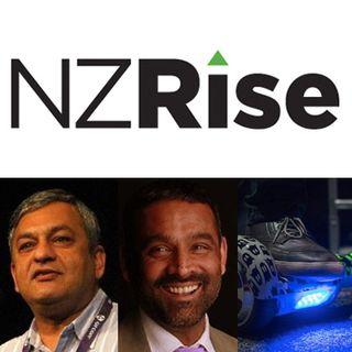 NZRise ITx – Blockchain, IT industry & Ghost Boards