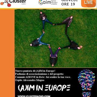 15.11.2018 - AIM in Europe - ClusteRadio Magazine