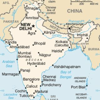 4. L'India misteriosa (parte 1)