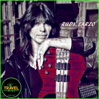 Rudy Sarzo bass player quiet riot ozzy osbourne whitesnake