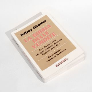 La bibbia delle vendite - Jeffrey Gitomer