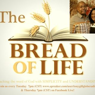 """THE BREAD OF LIFE BROADCAST"" HOSTED BY MICHAEL BALL $ LESLIE SIMMONS"