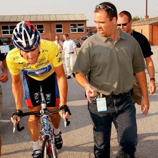 Jesper Tikiøb gæster studiet til en snak om bla. Lance Armstrong