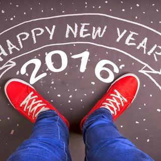 Nouvel an dans un petit pays