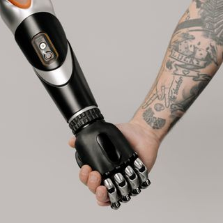 Create A Human-Like Realistic Robot Like Sophia Robot