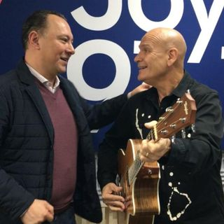 Ivan en Hoy Con Mariano