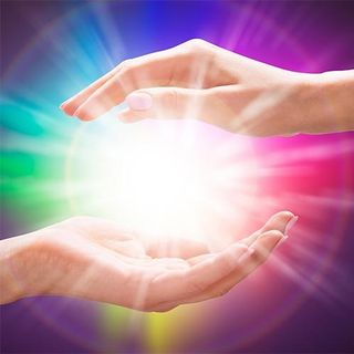 """The healing power of energy"" Introduction to Reiki with Luna Star Van Atta"